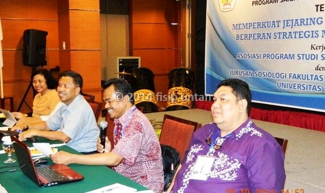 Pakar Sosiologi se Indonesia