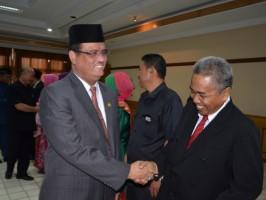 Rektor Untan Lantik Pejabat dan Kepala UPT Perpustakaan