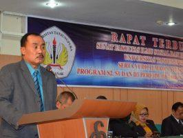 Wisuda Untan Periode III Tahun Akademik 2015/2016