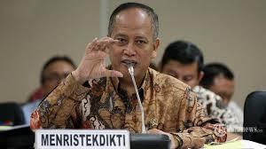 """Dukungan Pemerintah """"Menyongsong Masa Emas Riset Indonesia"""""""