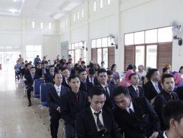 Wisuda Untan Periode II Tahun Akademik 2015/2016