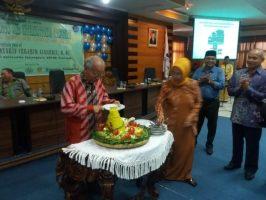 Reuni, Seminar Internasional dan Peluncuran Buku Guru Besar FISIP Untan