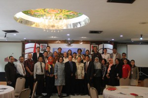 Menuju World Class University Dalam Workshop Joint Curriculum