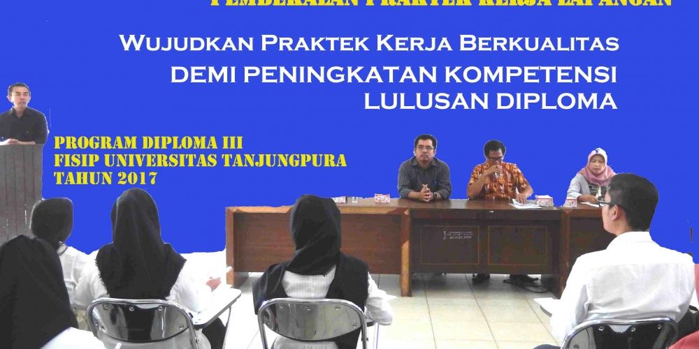 Pembekalan PKL Diploma