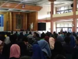 Seminar Nasional Ravelnas Himapol: Komitmen Negara Terhadap Wilayah Perbatasan