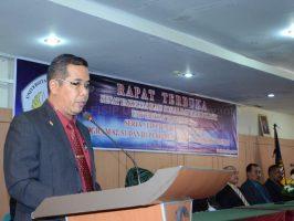 Yudisium FISIP Untan Periode IV Tahun Akademik 2015/2016