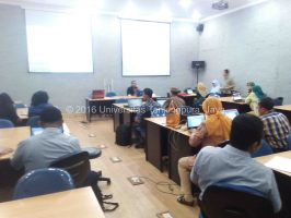 Workshop e-Learning Dosen Untan