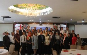 Menuju World Class University Dalam Workshop Joint Curriculum