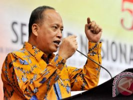 Menristekdikti : Kebutuhan Dalam Negeri Mulai Terpenuhi dari Industri Indonesia