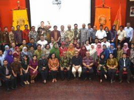 Pengukuhan Dewan Pengurus Pusat IAPA Periode 2016-2019