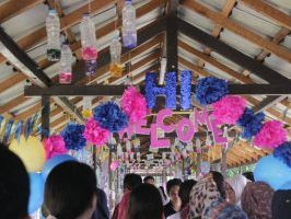 Kampoeng Biroe, A Creative Fair in FISIP UNTAN
