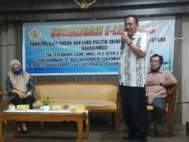 e-learning FISIP Untan